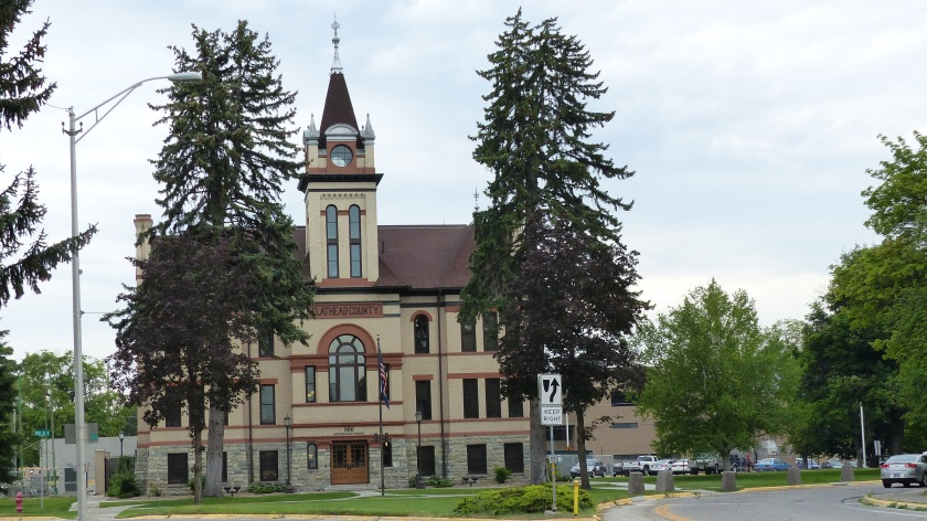 Flathead County Courthouse
