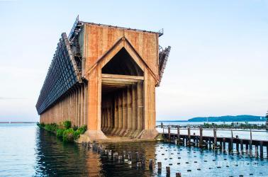 abandoned-ore-dock-marquette-michigan-deborah-smolinske