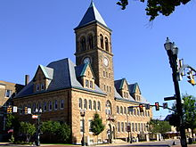 220px-Romanesque_Building_in_Lancaster,_Ohio