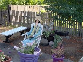 Garden Art- McCloud, CA
