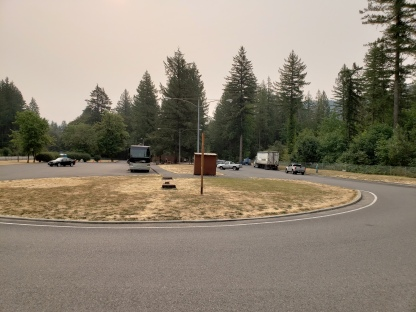 Santiam Rest Stop